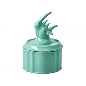 RICE Jewelry Box Rhino mint