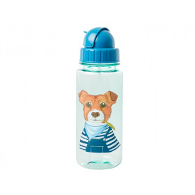 RICE kids water bottle DOG