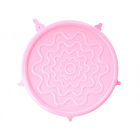 RICE Silicone Lid PINK