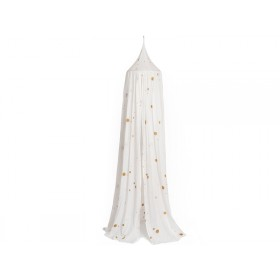 Roommate Canopy WHITE-GOLD