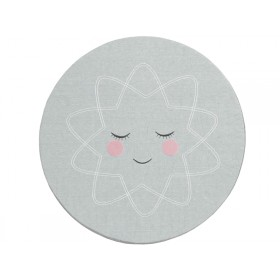 Roommate Play Mat Hello Sunshine GREY