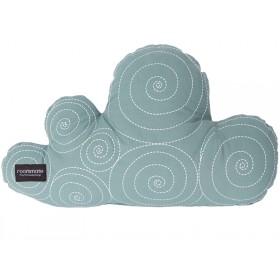 Roommate Cushion CLOUD sea grey