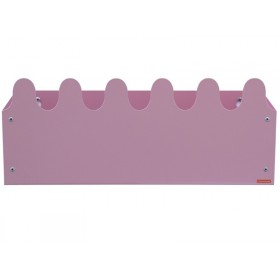 Roommate Shelf SINUS BOX violet