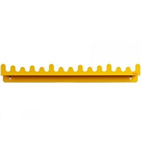 Roommate Shelf DOODLE DROP mustard yellow
