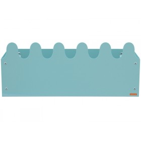 Roommate Shelf SINUS BOX pastel blue