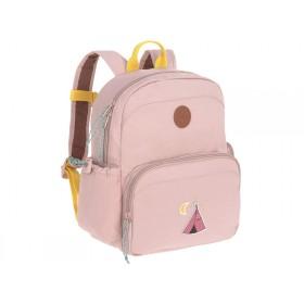 Lässig Medium Backpack ADVENTURE rose