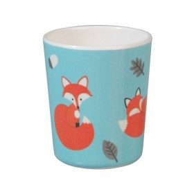 Rexinter melamine cup Rusty The Fox