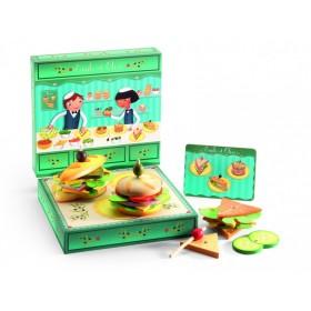 Sandwich bar game by Djeco