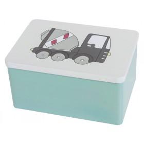 Sebra metal storage box Village Boy