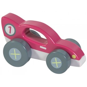 Sebra racer car red