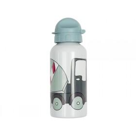 Sebra water bottle village boy