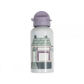 Sebra water bottle village girl
