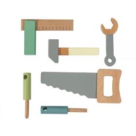 Sebra wooden tool set