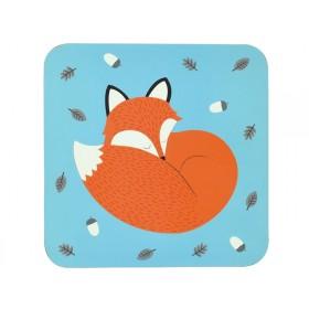 Rex London placemat RUSTY THE FOX