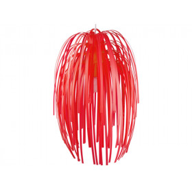 Silly Gifts pendant lamp fireworks red