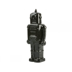 Silly Gifts money box BLACK ROBOT