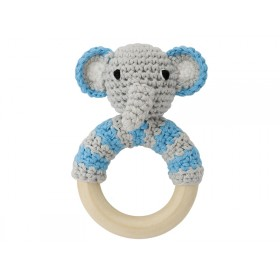Sindibaba rattle ring elephant JUMBO