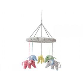 Sindibaba mobile ELEPHANT FAMILY
