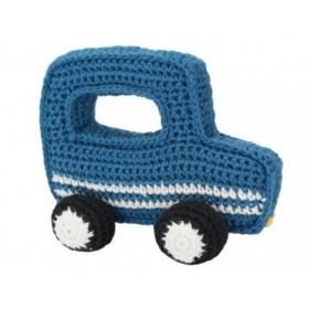 Sindibaba Rattle Car BLUE
