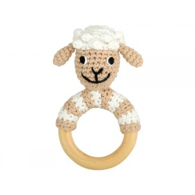 Sindibaba sheep rattle ring
