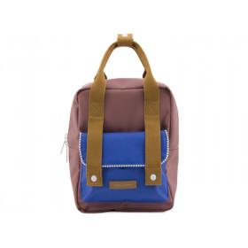Sticky Lemon Backpack ENVELOPE DELUXE S sugar brown