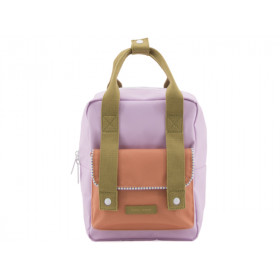 Sticky Lemon Backpack ENVELOPE DELUXE S lilac
