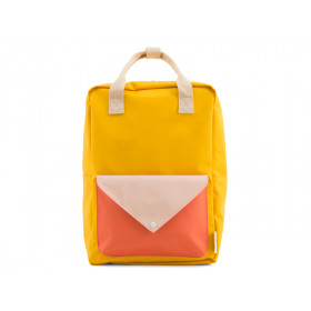 Sticky Lemon Backpack ENVELOPE L warm yellow