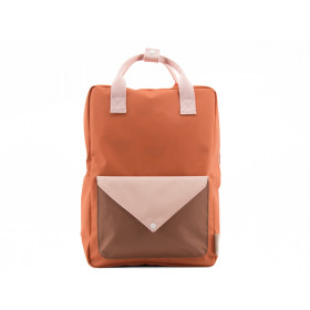Sticky Lemon Backpack ENVELOPE L tangerine