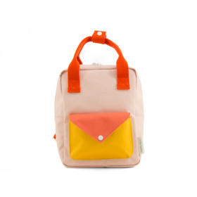 Sticky Lemon Backpack ENVELOPE S soft pink