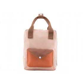 Sticky Lemon Backpack ENVELOPE S peony pink