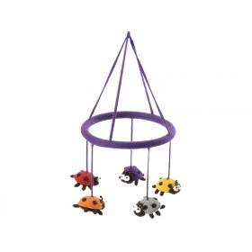 Smallstuff mobile ladybugs