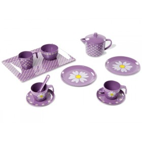 Smallstuff daisy tea set