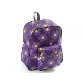 Smallstuff backpack purple daisy
