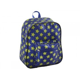 Smallstuff backpack lime stars