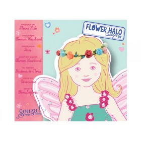 Souza Design Set FLOWER HALO foam