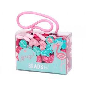 Souza Beads Kit MINT BLUE