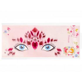 Souza Face Jewels PRINCESS Pink