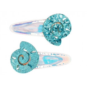 Souza 2 Hair Clips SHELL Aileen