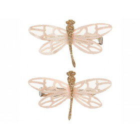 Souza Hair Clips DRAGONFLY Camille
