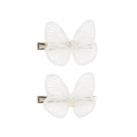 Souza Hair Clips BUTTERFLY Iris
