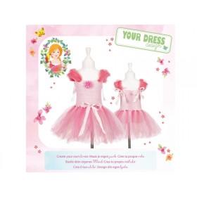 Souza Design Set DRESS pink