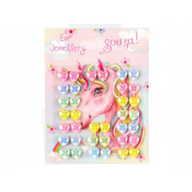 Souza Ear Stickers UNICORN Hearts
