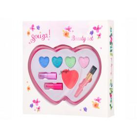 Souza Make-Up Set HEARTS