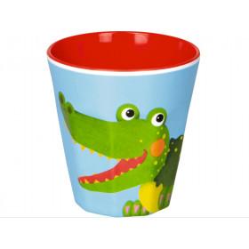 Spiegelburg Melamine Cup CROCODILE