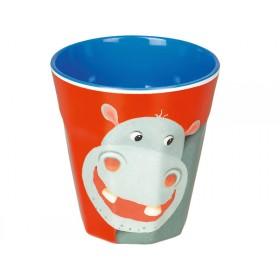 Spiegelburg melamine cup hippo