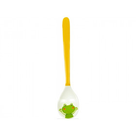 Spiegelburg Melamine Spoon FROG