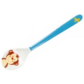 Spiegelburg melamine spoon MONKEY