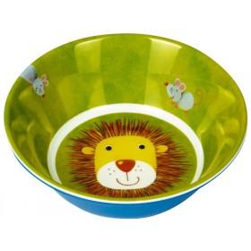 Spiegelburg melamine bowl lion