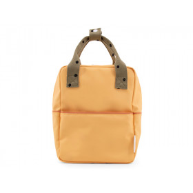 Sticky Lemon Small Backpack FRECKLES Retro Yellow