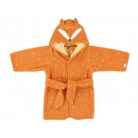 Trixie Hooded Bathrobe FOX 1 - 2 years